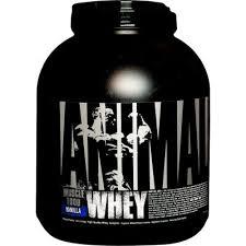 Animal Whey 4lbs Vanilla – The Nutritionists