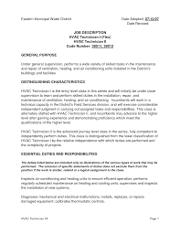 entry job description for  tomorrowworld co   mechanic technician job description