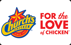 Buy Church's Chicken Gift Cards   GiftCardGranny