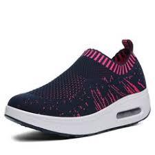 <b>Hosteven Women Shoes Sneaker</b> Casual Vulcanize Air Mesh ...