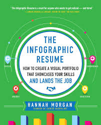 the infographic resume how to create a visual portfolio that the infographic resume how to create a visual portfolio that showcases your skills and lands the job business books hannah morgan 9780071825573