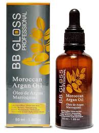 BB GLOSS professional <b>Аргановое масло</b> для волос Moroccan ...