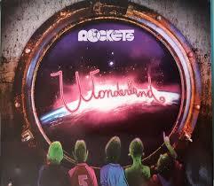 <b>Rockets</b> - <b>Wonderland</b> (2019, CD) | Discogs