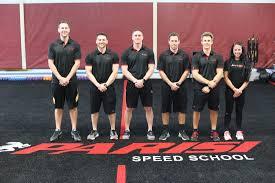 staff parisi speed school