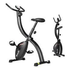 Everfit <b>Exercise</b> Bike <b>X-Bike</b> Folding <b>Magnetic</b> Bicycle Cycling ...