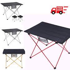 New <b>Portable</b> Durable <b>Folding</b> Table Outdoor <b>Camping</b> Hiking ...