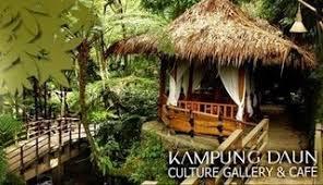 Image result for kampung daun bandung