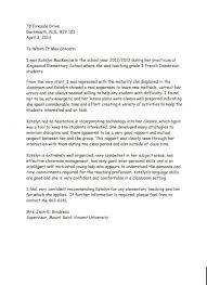 reference letter for teacher of the year simple cover year it