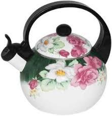 <b>Чайник эмалированный</b> KELLI KL-4153 со свистком <b>2.5л</b> купить ...
