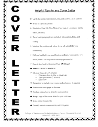 Why the Cover Letter Matters Part