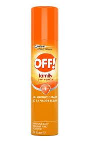<b>Аэрозоль</b> от комаров <b>OFF</b>! Family | Watsons