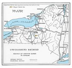 paul stewart albany s underground railroad history the new york ny underground railroad routes