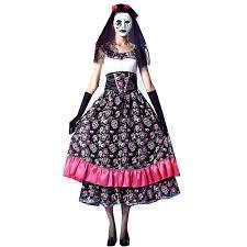 On Sale New Woman Polyester <b>Ghost</b> Bride <b>Halloween</b> ...