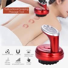 <b>Portable Electric Anti Cellulite Vacuum</b> Back Guasha Deep Massage ...