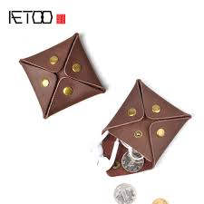 <b>AETOO Original</b> design handmade retro <b>leather</b> men's long wallet ...
