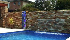 designs outdoor wall art:  feccfdebbabacec outdoor wall designs and this amazing swimming pool features sculpture water outdoor wall art x