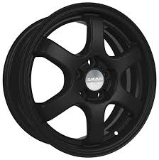 Колесный диск <b>SKAD Киото 6x15/4x100 D60.1</b> ET40 Черный ...