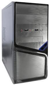 Компьютерный <b>корпус Winard 5819</b> 350W Black — купить по ...