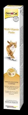 Добавка к зоокорму <b>Gimborn Gimcat</b> Мультивитамин Паста, для ...