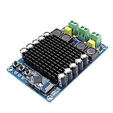 Buy SLB Works 1X(XH-A102 4.1 <b>Hd Bluetooth TDA7498</b> DC12-24V ...