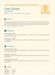 basic resume template 51 samples examples format basic resume template design