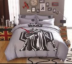 set king size de  cotton star wars new  pcs cotton boys bedding set queen king size kid