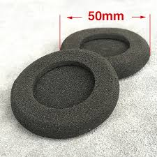 high quality earpads for bose qc3 oe1 headphone replacement memory foam ear cushion pads cups kit black yw