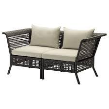 Купить <b>КУНГСХОЛЬМЕН</b> 2-местный модульный диван, садовый ...