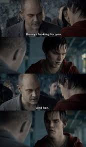 Warm Bodies on Pinterest | Nicholas Hoult, Zombies and Teresa Palmer via Relatably.com