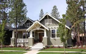 Craftsman Style House Plan   Beds Baths Sq Ft Plan