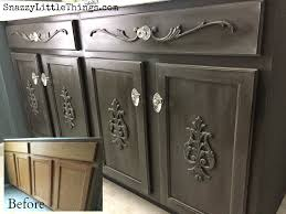 Paint Grade Cabinets Ryan Homes Diy Bathroom Remodel Update Stains The Doors And