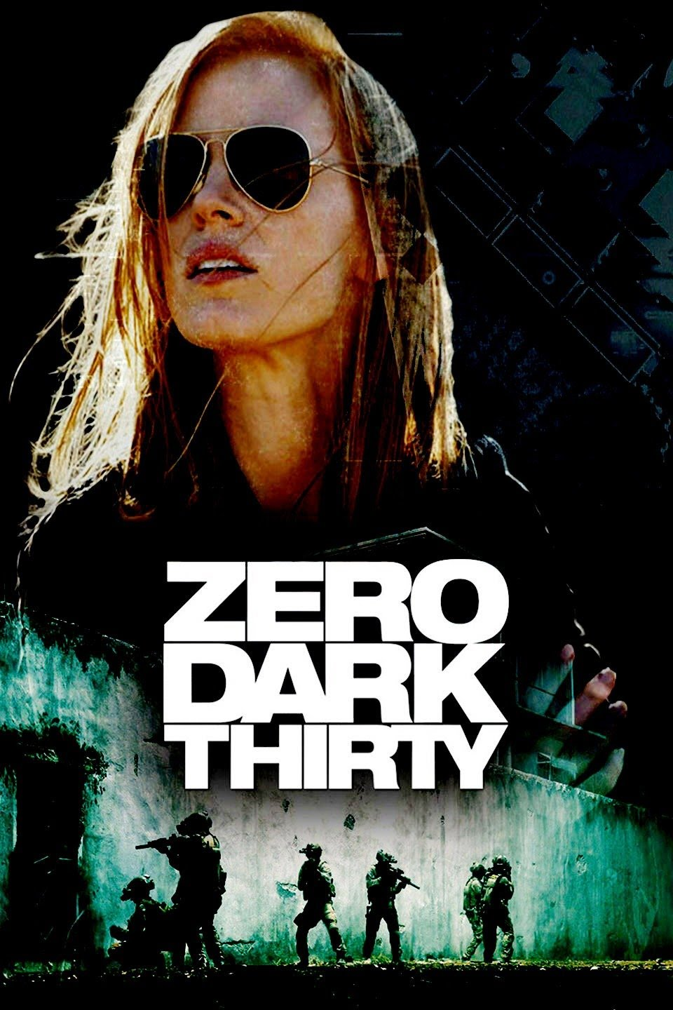 Download Zero Dark Thirty (2012) Full Movie In Hindi-English (Dual Audio) Bluray 480p [600MB] | 720p [1.1GB]