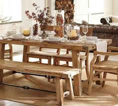 pottery barn style dining table: how to build a farmhouse table