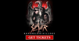 <b>Slayer</b>: The <b>Repentless</b> Killogy: Get Tickets | Trafalgar Releasing