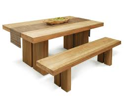 How To Build A Dining Room Table How To Build A Dining Room Table And Bench On Interior Design