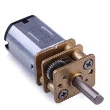 <b>N20</b> DC <b>Gear Motor</b> Miniature High Torque Electric Gear Box Motor ...