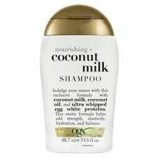 <b>Coconut Milk Питательный</b> шампунь с кокосовым молоком в мини ...