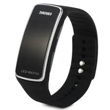 <b>Skmei</b> 1119 <b>Men Women LED</b> Sports Watch wi- Buy Online in Japan ...