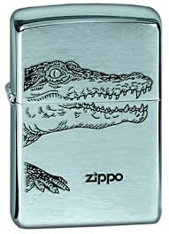 <b>Зажигалка Zippo Z200</b> Alligator