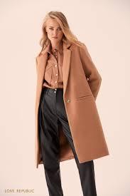 Купить женское <b>пальто</b> - интернет-магазин «Love Republic»