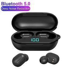 <b>H6</b> TWS <b>Bluetooth</b> 5.0 Headphones <b>Stereo Wireless</b> Sports ...
