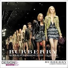 <b>Burberry</b> Prorsum <b>Womens</b> Spring <b>Summer 2011</b> Collection