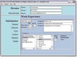 resume maker free create resume templates make a cv free online build resume create resume builder my resume builder free