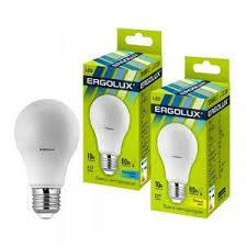 <b>Лампочки Ergolux</b> — купить на Яндекс.Маркете