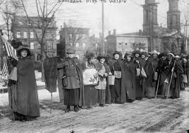the women s suffrage of the parade that overshadowed at the library of congress s american women site you ll a wealth of resources for researching the history and impact of the 1913 suffrage parade