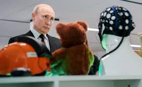Мохнатая лапа в правительстве: как <b>робот</b>-мишка встретился с ...