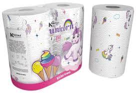 <b>Полотенца</b> бумажные <b>World Cart</b> Kartika collection Unicorns ...