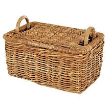 Eco-friendly <b>rattan</b> picnic basket. Product: Picnic basketConstruction ...