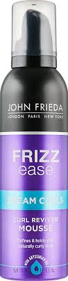 <b>John Frieda</b> Frizz-Ease Curl Reviver Styling Mousse - <b>Мусс</b> для ...