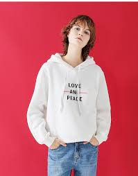 Toyouth Crop <b>Sweatshirt</b> With Hood <b>Women 2019 Autumn</b> Casual ...
